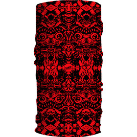 HAD Originals Bike - Foulard - rouge/noir
